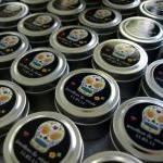 Custom Soy Travel Candle Favors for..